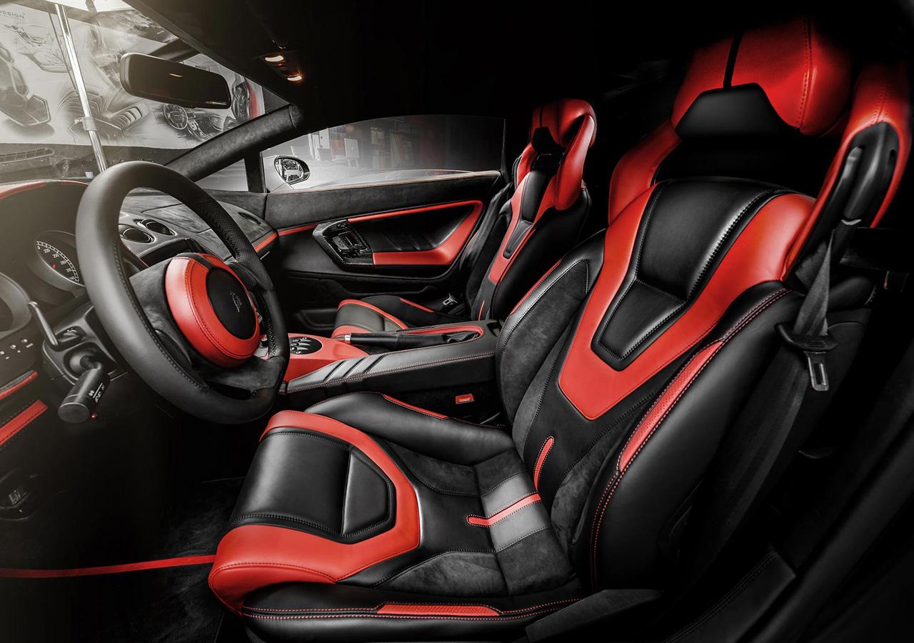 Premium: Lamborghini Gallardo by Carlex Design Interior ...