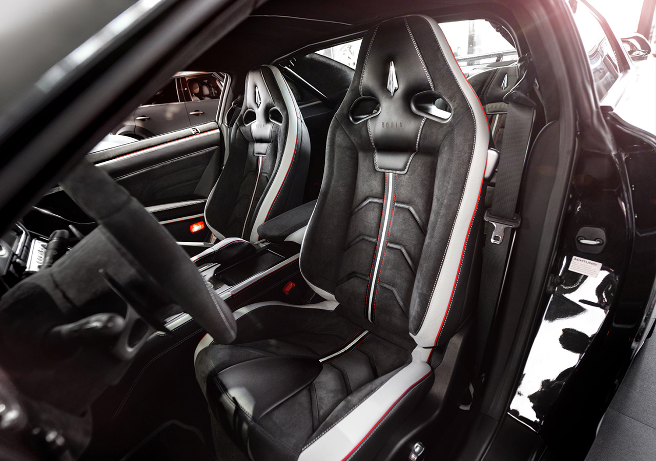 Nissan Gtr Interior >> Nissan Gtr By Carlex Design Interior Conversion