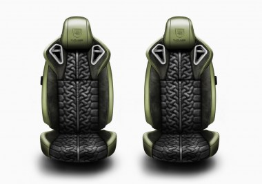 MERCEDES-BENZ_X-CLASS_EXY_BLACK_GREEN_SPORT_SEAT_UPHOLSTERY_018